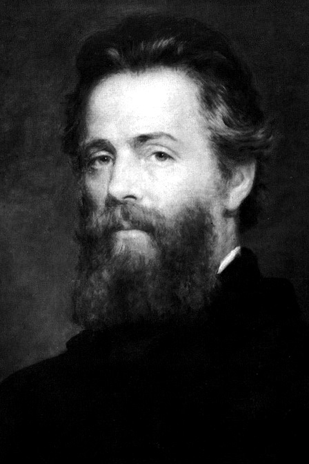 romanticism in the novel moby dick by herman melville In this study shawn thomson undertakes a consistent and deliberate approach  to the form of the novel in an attempt to allow its elements, organization, and.