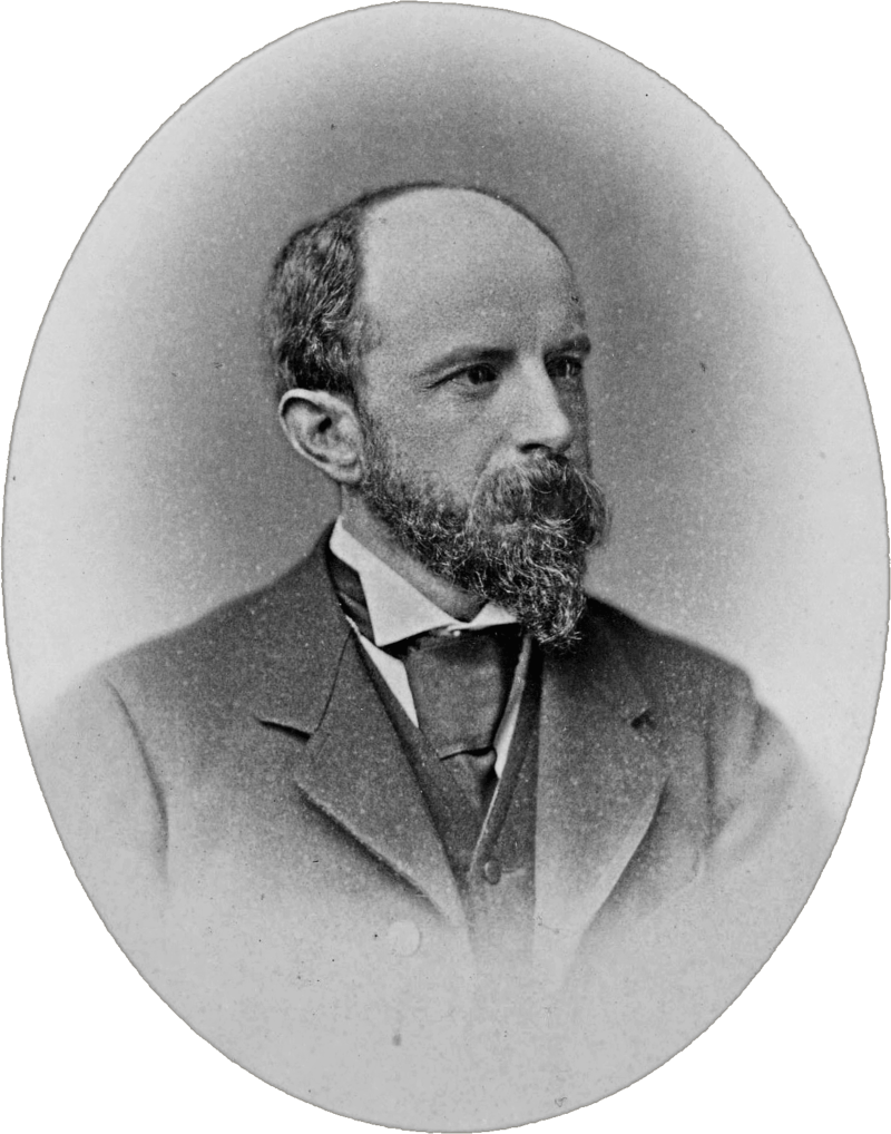 Photo of Henry Adams