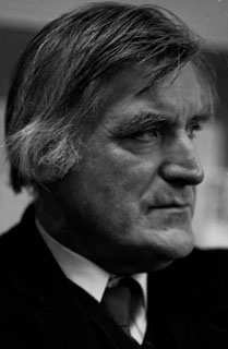 crow goes hunting by ted hughes So i went on the hunt for readings of ted hughes' poems, and came across this gem of a video, which brings together three crow poems (read by hughes himself) and adds an evocative soundtrack and abstract, fluid images.