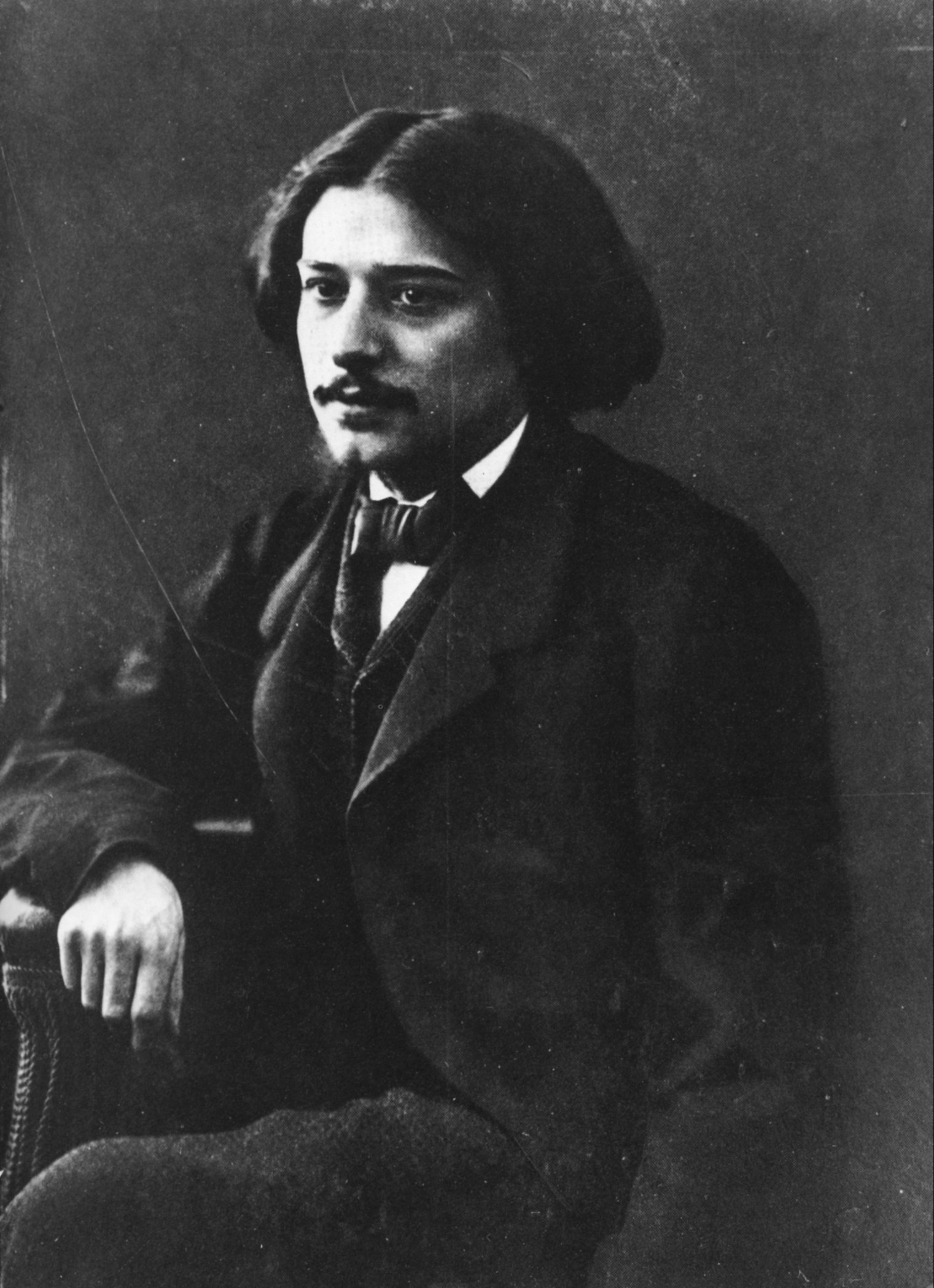 Photo of Alphonse Daudet