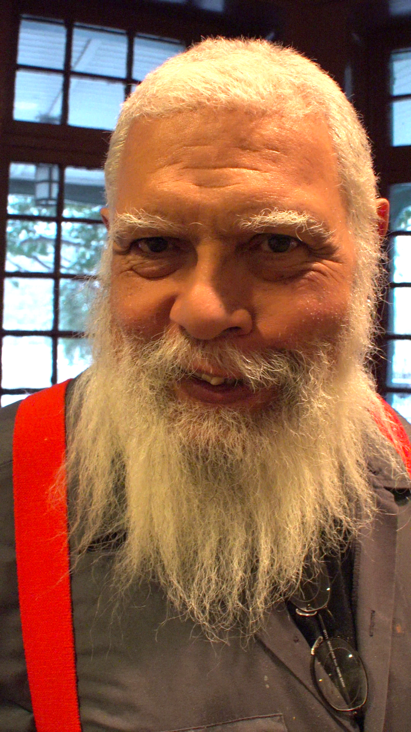 Photo of Samuel R Delany