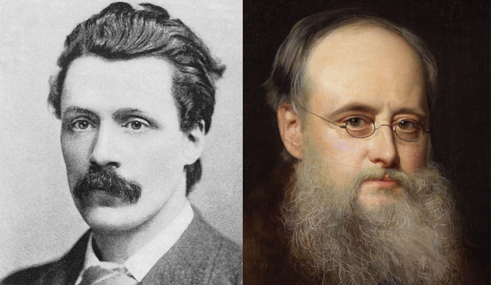 George Gissing & Wilkie Collins