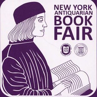 The New York Antiquarian Book Fair