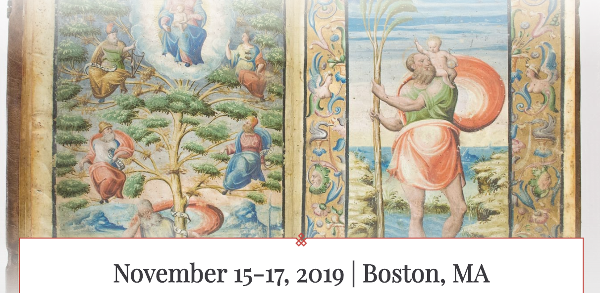 Boston International Antiquarian Book Fair