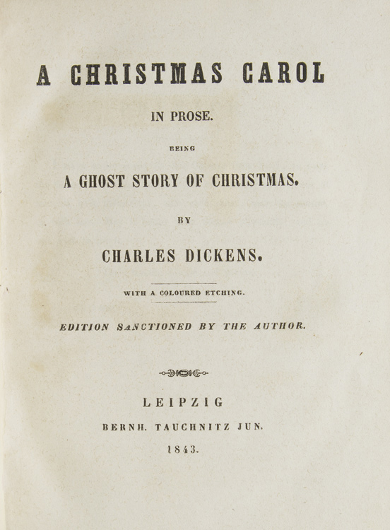 a christmas carol in prose being a ghost story of christmas edition sanctioned - Author Of A Christmas Carol