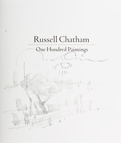 One Hundred Paintings. Essays by Jim Harrison, Chris