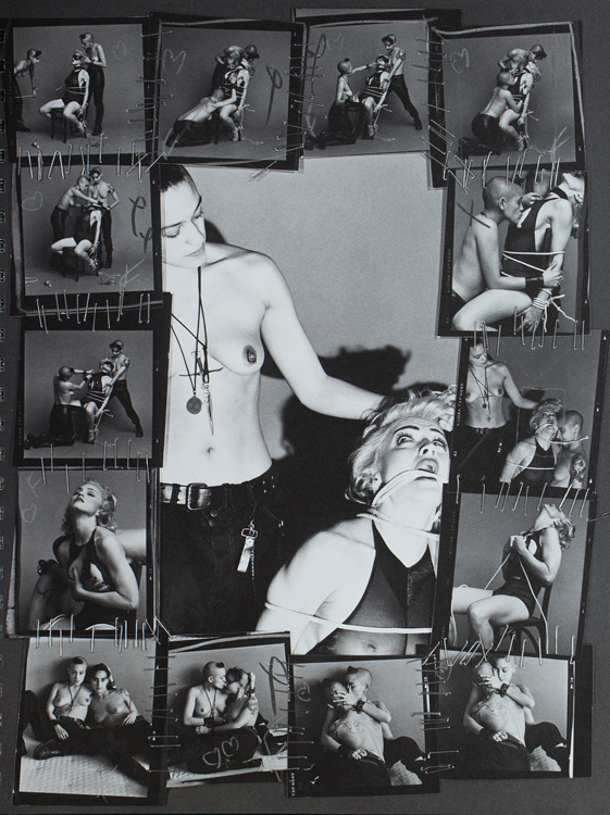 Pics from madonnas book sex