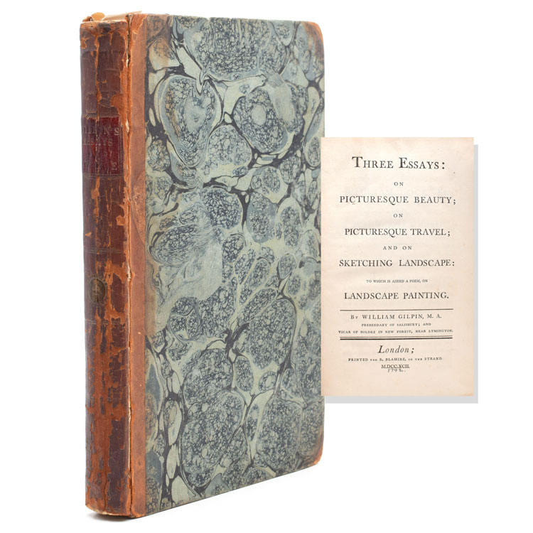 three essays picturesque Three essays: on picturesque beauty on picturesque travel and on sketching landscape: to which is added a poem, on landscape painting (1792.