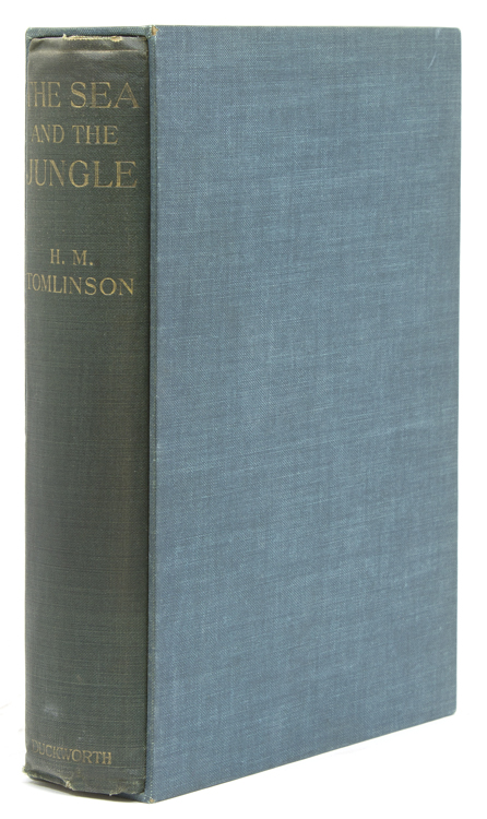 The Sea and the Jungle. H. M. Tomlinson.