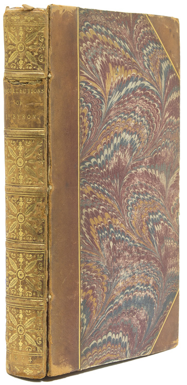 Recollections of the Life of Lord Byron, from the Year 1808 to the End of 1814 ... Taken from Authentic Documents in the Possession of the Author. Lord Byron, R. C. Dallas.