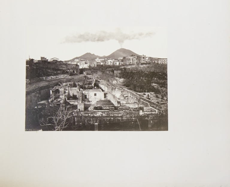 22 photographs of Italy and Italian antiquities from the Warren Delano family. Photography.
