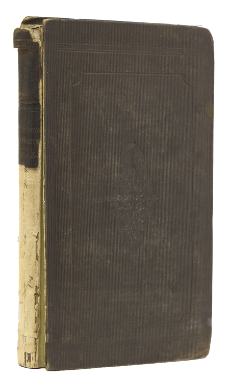 A Collection of Newspaper Extracts; Being, with a few Exceptions, taken from the Newspapers of the Day, and designed to afford some amusement to those who are fond of an every-day book. Thomas Bewick.