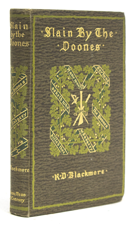 Slain by the Doones and other Stories. R. D. Blackmore.