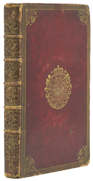 A Collection of Anthems Used in His Majesty's Chapel Royal, and Most Cathedral Churches in England and Ireland. Anthem Book, Anselm Bayly.