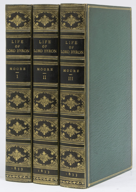 Letters and Journals of Lord Byron: with Notices of His Life. Lord Byron, Thomas Moore.