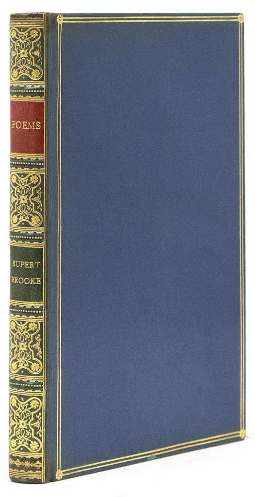 The Collected Poems of ... With an Introduction by George Edward Woodberry, and a Biographical Note by Margaret Lavingham. Rupert Brooke.