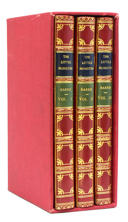 The Little Minister. J. M. Barrie.