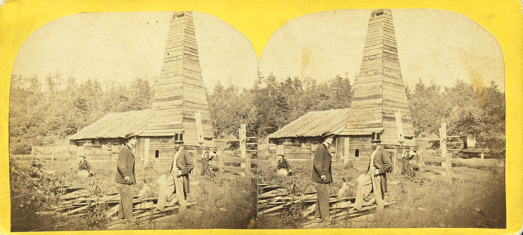 Mather's Stereoscopic Views of the Pennsylvania Oil Regions. Oil, J. A. Mather.