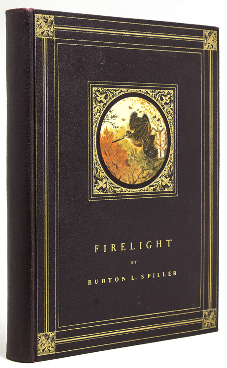 Firelight. [Trial Binding]. Derrydale Press, Burton L. Spiller.
