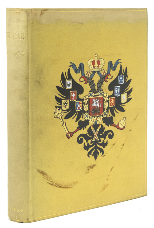 The Tsar and His People or Social Life in Russia. Russia.