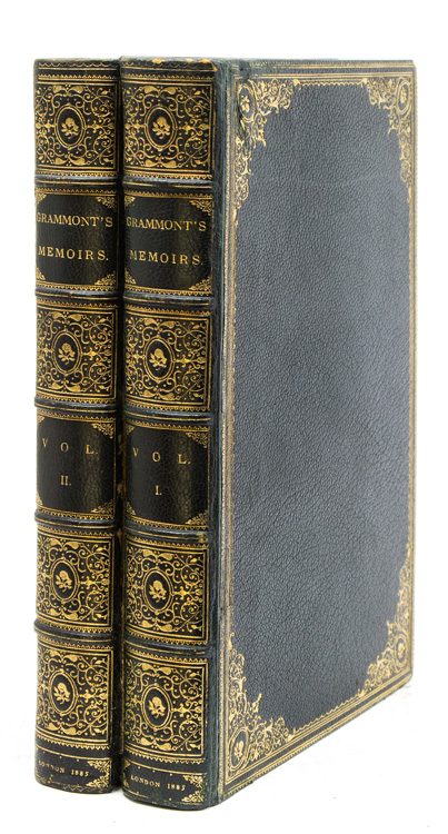 Memoirs of Count Grammont. Edited, with notes, by Sir Walter Scott. Anthony Hamilton.