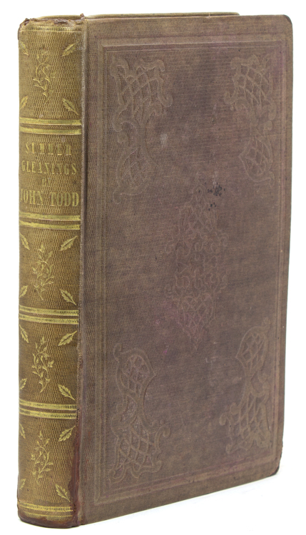 Summer Gleanings: or Sketches and Incidents of a Pastor's Vacation ... Collected and Arranged by His Daughter. Adirondacks, John Todd, D. D.