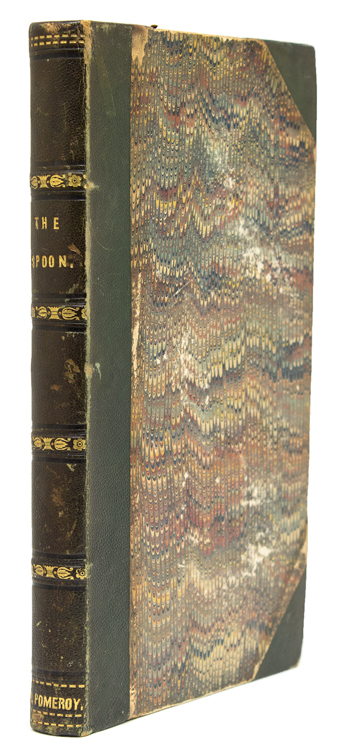 The Spoon; with Upwards of One Hundred Illustrations, Primitive, Egyptian, Roman, Mediaeval, And Modern. [At head of title:] Transactions of the Society of Literary & Scientific Chiffonniers; being essays on primitive arts in domestic life ... By Hab'k O. Westman. Spoons, Thomas Ewbank.