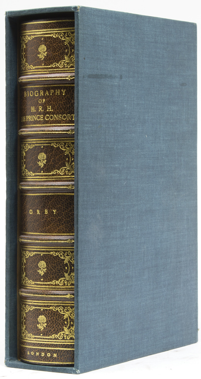Biography of His Royal Highness The Prince Consort, Compiled from Letters and Memoranda. Lieut-General The Hon. Charles Grey.
