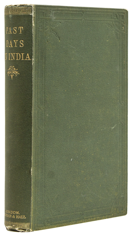 Past Days in India, or Sporting Reminiscences of the Valley of the Soane and the Basin of Singrowlee. By a Late Customs Officer. Big Game Hunting.