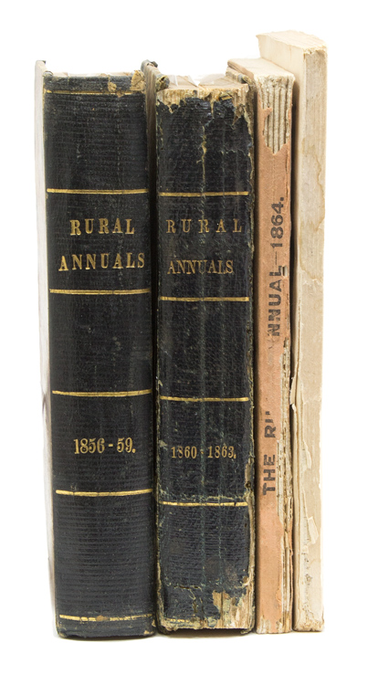 The Rural Annual and Horticultural Directory