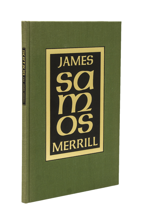 Samos. James Merrill.