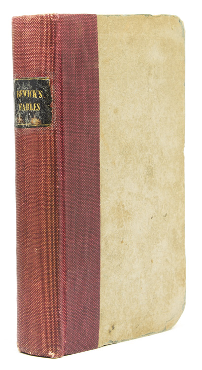 Select fables: with cuts designed and engraved by Thomas and John Bewick, and others, previous to the year 1784 ; together with a memoir, and a descriptive catalogue of the works of Messrs. Bewick [by John Trotter Brockett]. Thomas and John Bewick.
