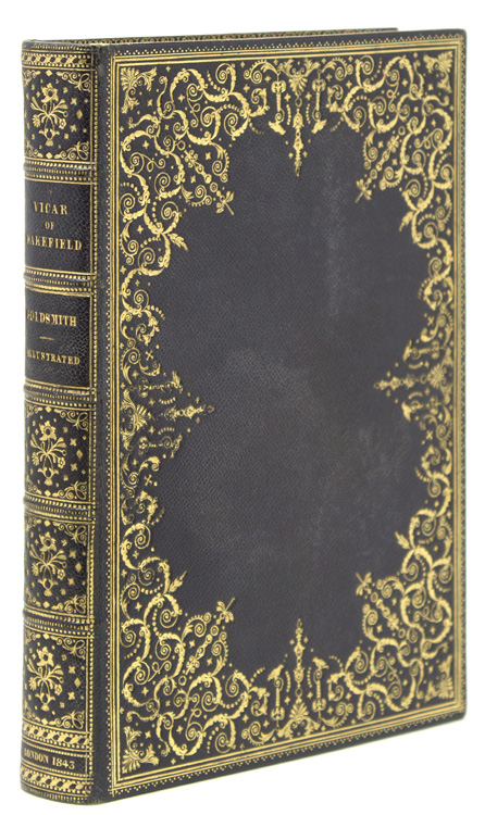 The Vicar of Wakefield. Hayday Binding, Oliver Goldsmith.
