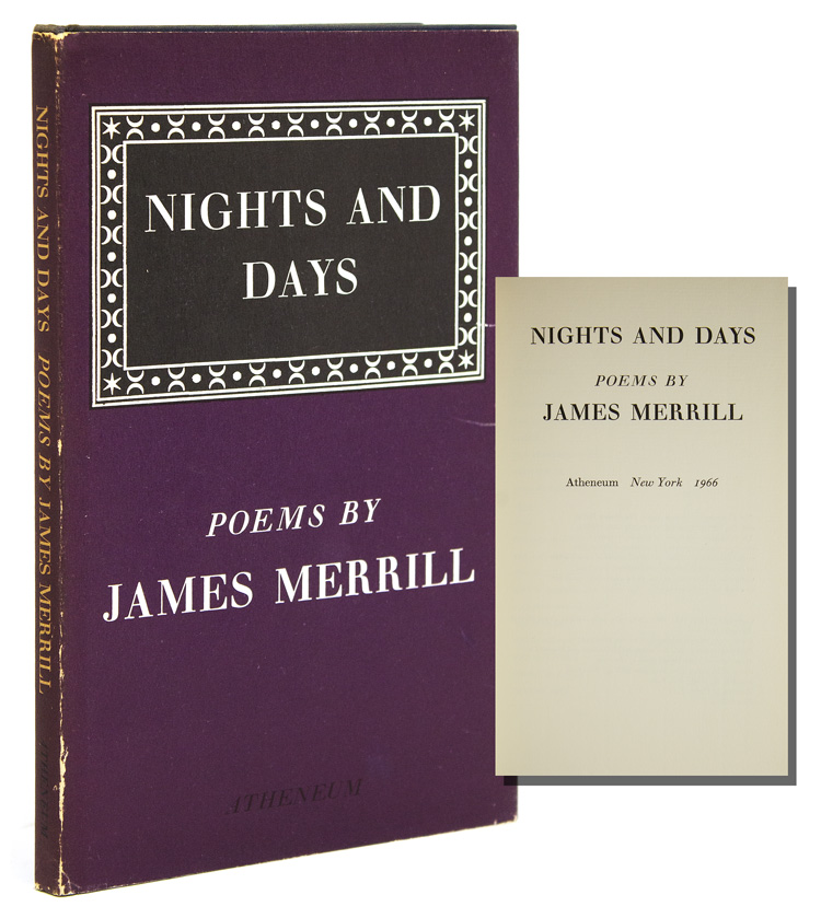 Nights and Days. James Merrill.