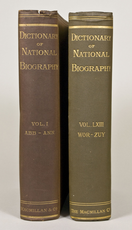 Dictionary Of National Biography [WITH]: The Dictionary Of National Biography Supplement [WITH]: The Dictionary of National Biography Second Supplement [with] Dictionary Of National Biography Errata [with] The Dictionary Of National Biography Index And Epitome [with] Twentieth Century 1912 -1921 [with] Twentieth Century 1922 - 1930. Leslie Stephen, Sir Sidney Lee.