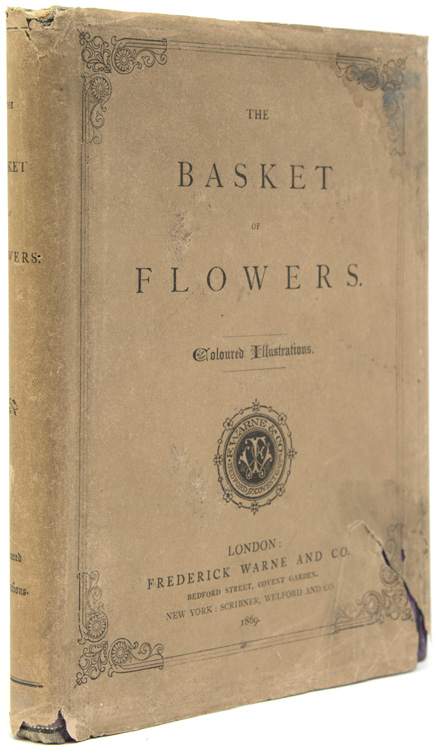Basket of Flowers or Piety and Truth Triumphant. Christoph Von Schmid.