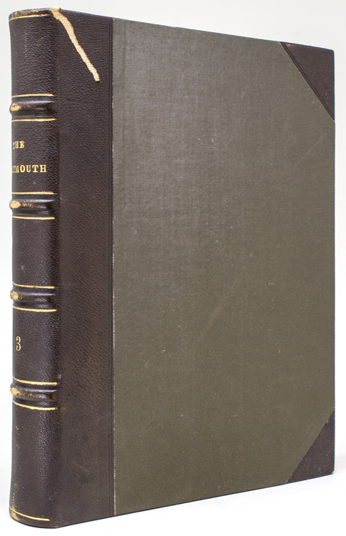 The Dartmouth. Edited by Members of the Senior Class of Dartmouth College. Third Series — Vol. III. 1877-8. DARTMOUTH COLLEGE.