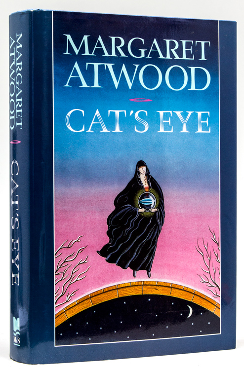 Cats Eye Margaret Atwood First Canadian Edition