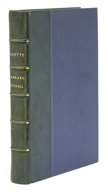 Odette. The Story of a British Agent. Jerrard Tickell.