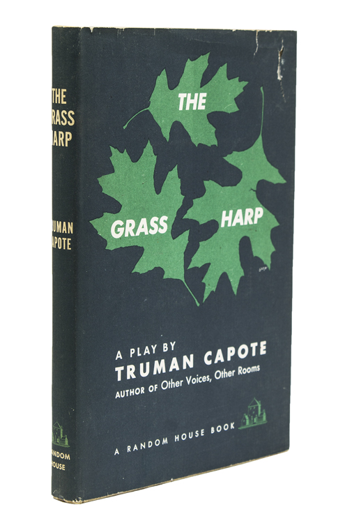 The Grass Harp. A Play. Truman Capote.