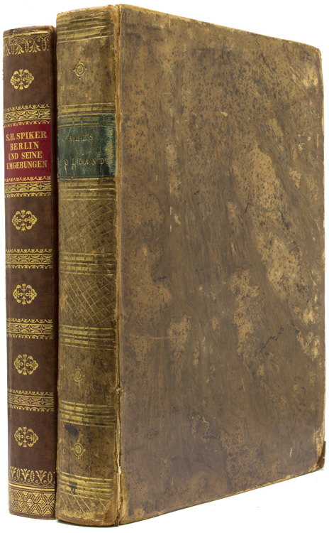 A Tour through Holland along the Right and Left Banks of the Rhine, in the South of Germany, in the Summer and Autumn of 1806. Sir John Carr.