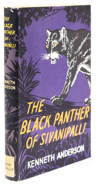 The Black Panther of Sivanipalli. Kenneth Anderson.