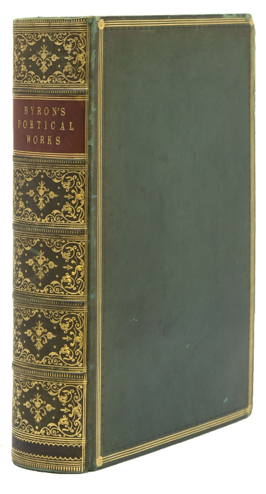 The Poetical Works of Lord Byron. Collected and Arranged with Notes by Sir Walter Scott, Lord Jeffrey, etc. Lord Byron.