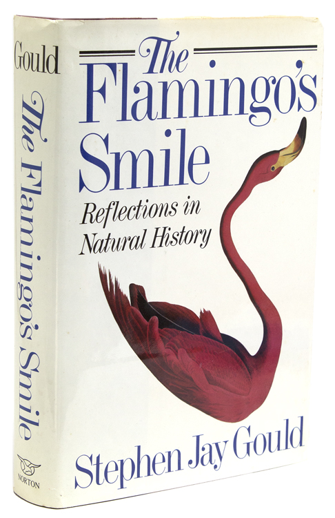 The Flamingo's Smile. Reflections in Natural History. Stephen Jay Gould.