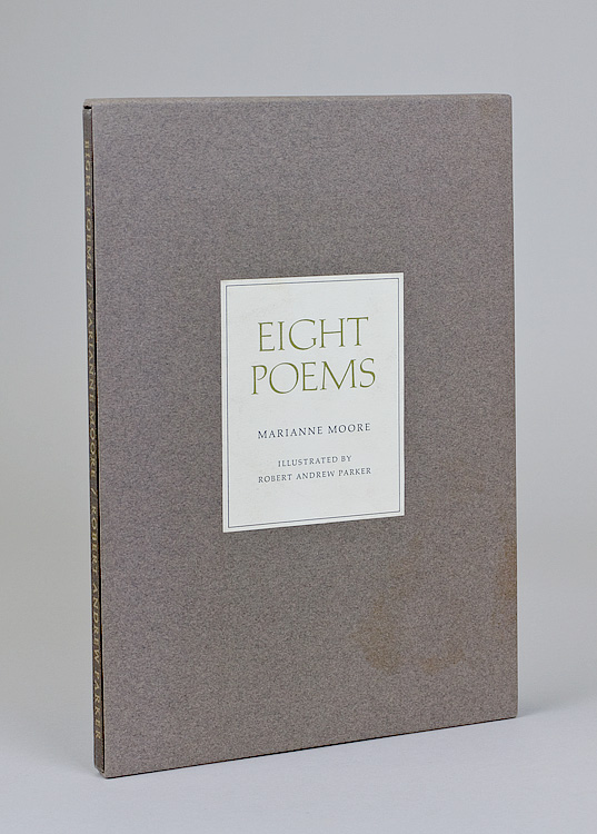 Eight Poems. Marianne Moore.
