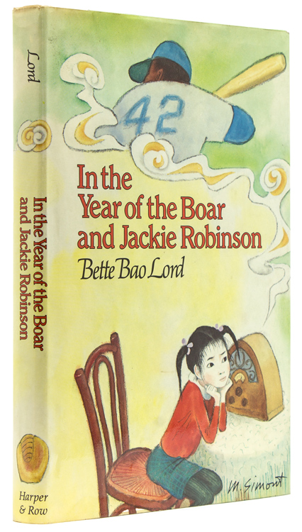In the Year of the Boar and Jackie Robinson. Bette Bao Lord.