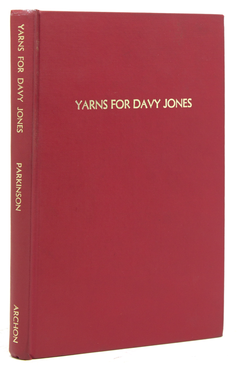 Yarns for Davy Jones. New Zealand, John Parkinson, Jr.
