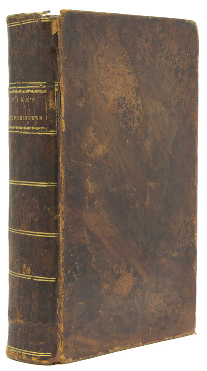 An Account of Expeditions to the Sources of the Mississippi, and Through the Western Parts of Louisiana, to the Sources of the Arkansaw, Kans, La Platte, and Pierre Juan, Rivers … During the Years 1805, 1806, and 1807. And a Tour Through the Interior Parts of New Spain ... In the Year 1807. M. Pike, ebulon.