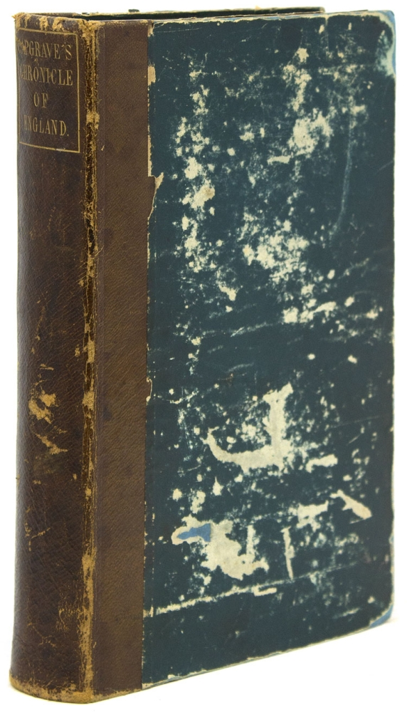 The Chronicle of England...edited by the Rev. Francis Charles Hingeston...published by the the Authority of the Lords Coimmisioners of Her Majesty's Treasury, under the Direction of the Master of Rolls. John Capgrave.