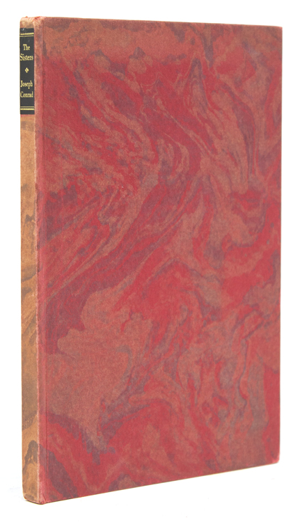 The Sisters. With an Introduction by Ford Madox Ford. Joseph Conrad.